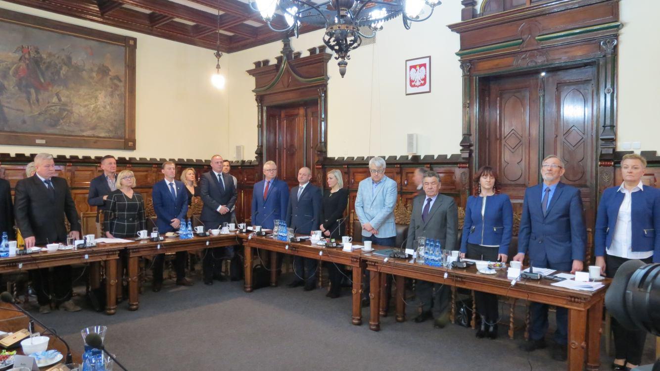 Pierwsza sesja Rady Miejskiej w kadencji 2018-2023