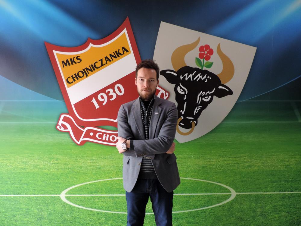 Rafał Żurowski został nowym dyrektorem sportowym Chojniczanki