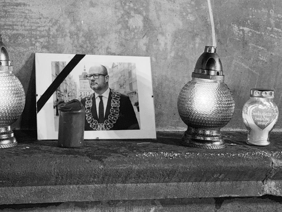 Pogrzeb Pawła Adamowicza w sobotę.