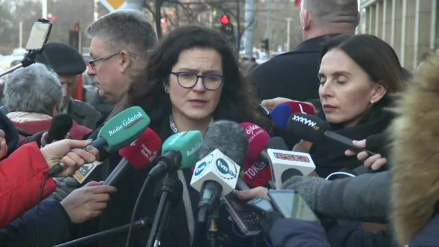 Trasa konduktu z ciałem P. Adamowicza przejdzie obok miejsc istotnych dla zmarłego