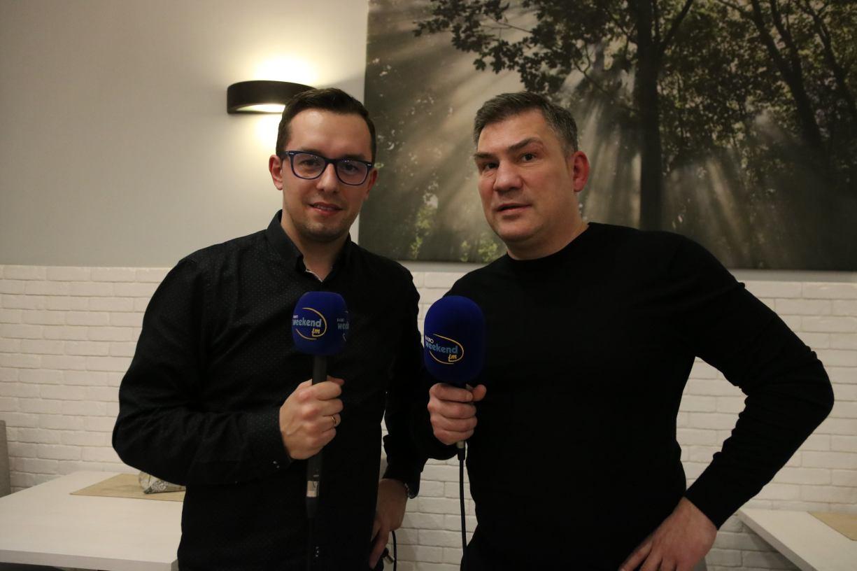 Tiger w Weekend FM. Dariusz Michalczewski gościem Sportowego Weekendu