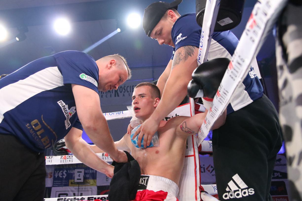 Kewin Gruchała z Chojnic i Nikodem Jeżewski z Kościerzyny wystąpią na gali boksu Dariusza Michalczewskiego