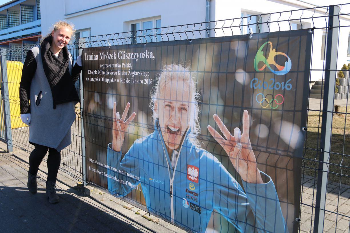 Była mistrzyni świata Irmina Mrózek Gliszczynska wznawia karierę żeglarską