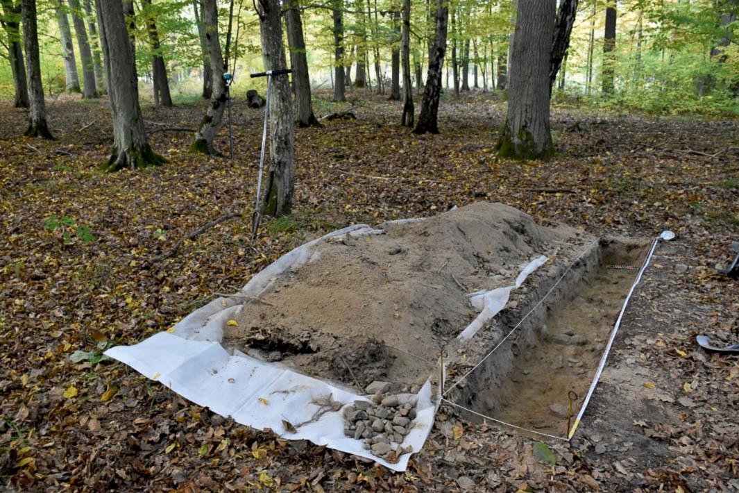 Unikatowe odkrycie. W Borach Tucholskich odkryto osadę sprzed 2 tysięcy lat (FOTO)