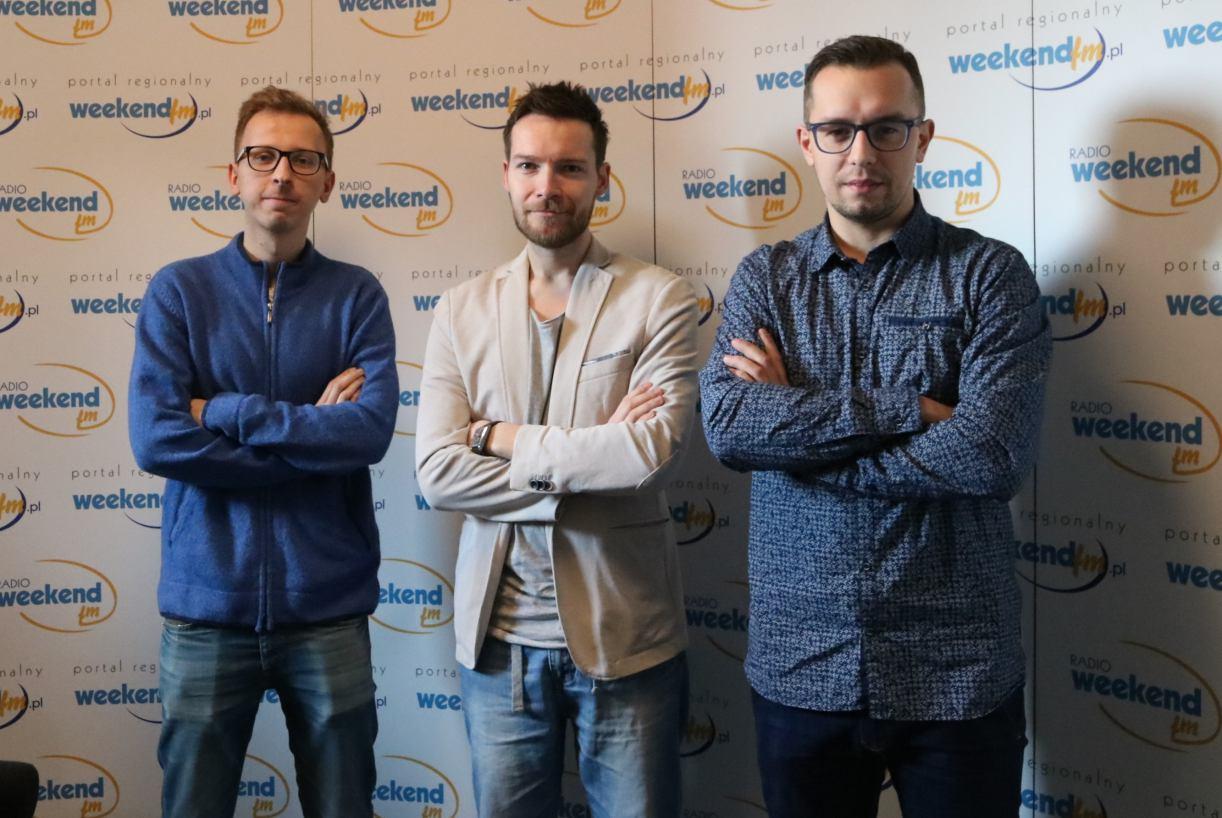 Piepiorka i Piekut rozmawiają o zmianach w Chojniczance z jej nowym dyrektorem sportowym Rafałem Żurowskim