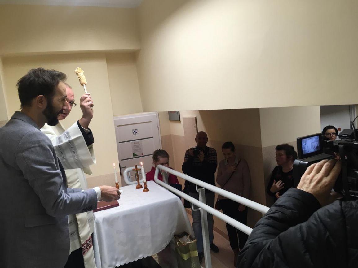 Warsztat Terapii Zajęciowej w Kościerzynie ma do dyspozycji nowe pomieszczenia