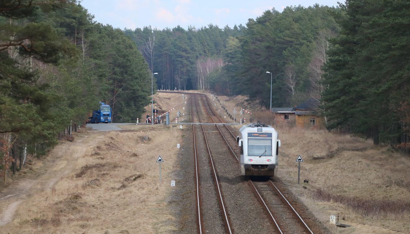 Spółka PKP Intercity nie daje nadziei na zatrzymanie pociągu Intercity w Człuchowie i Czarnem