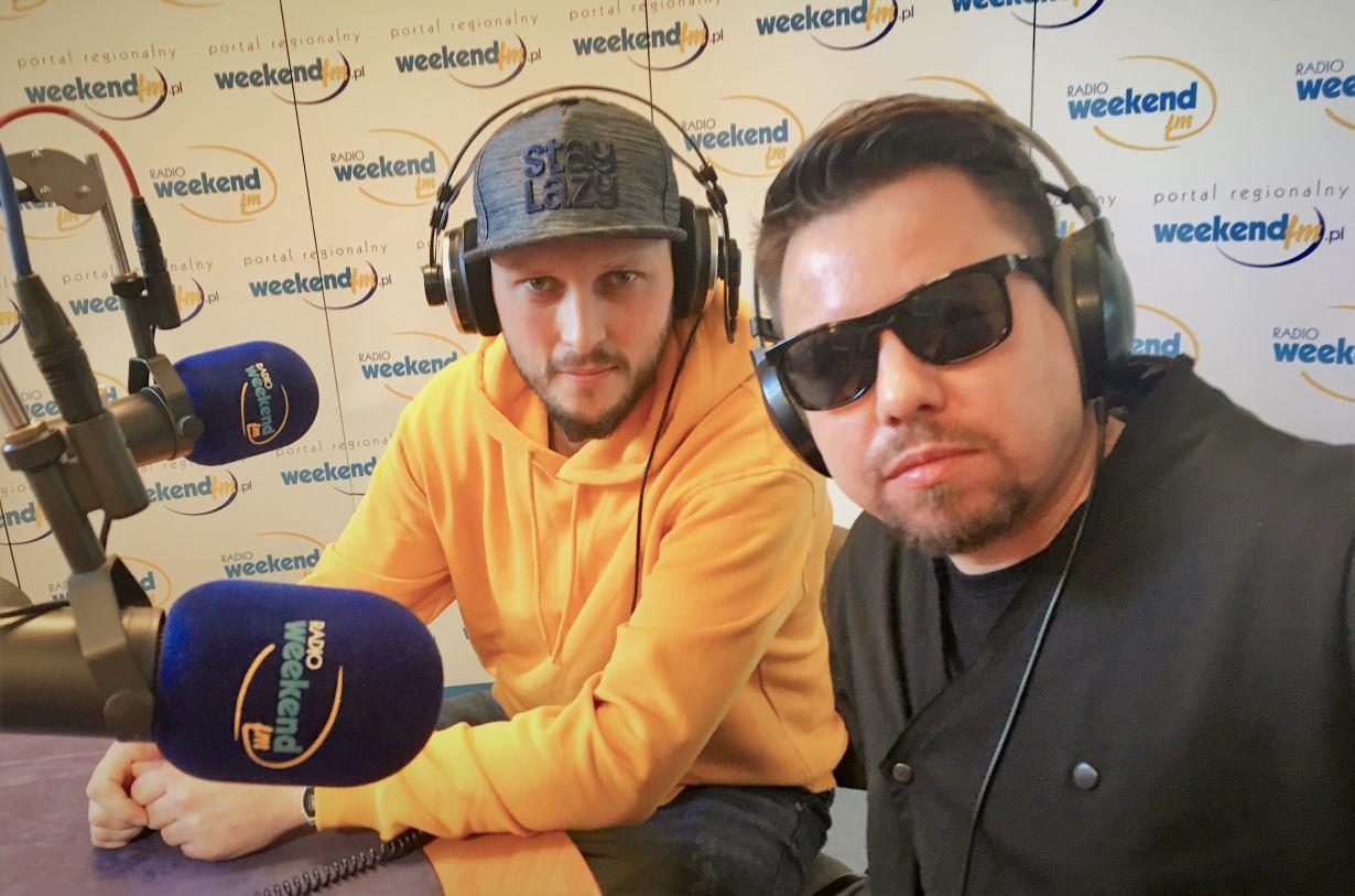 ROOMX z Chojnic zapowiadają nową płytę w Weekend FM