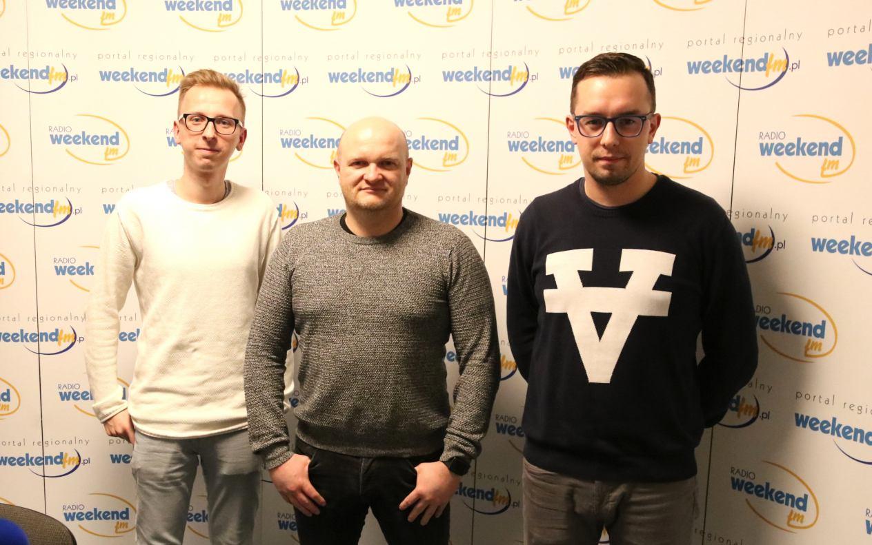 Przed pierwszym domowym meczem w tym roku gościem Weekend FM był trener Chojniczanki Maciej Bartoszek