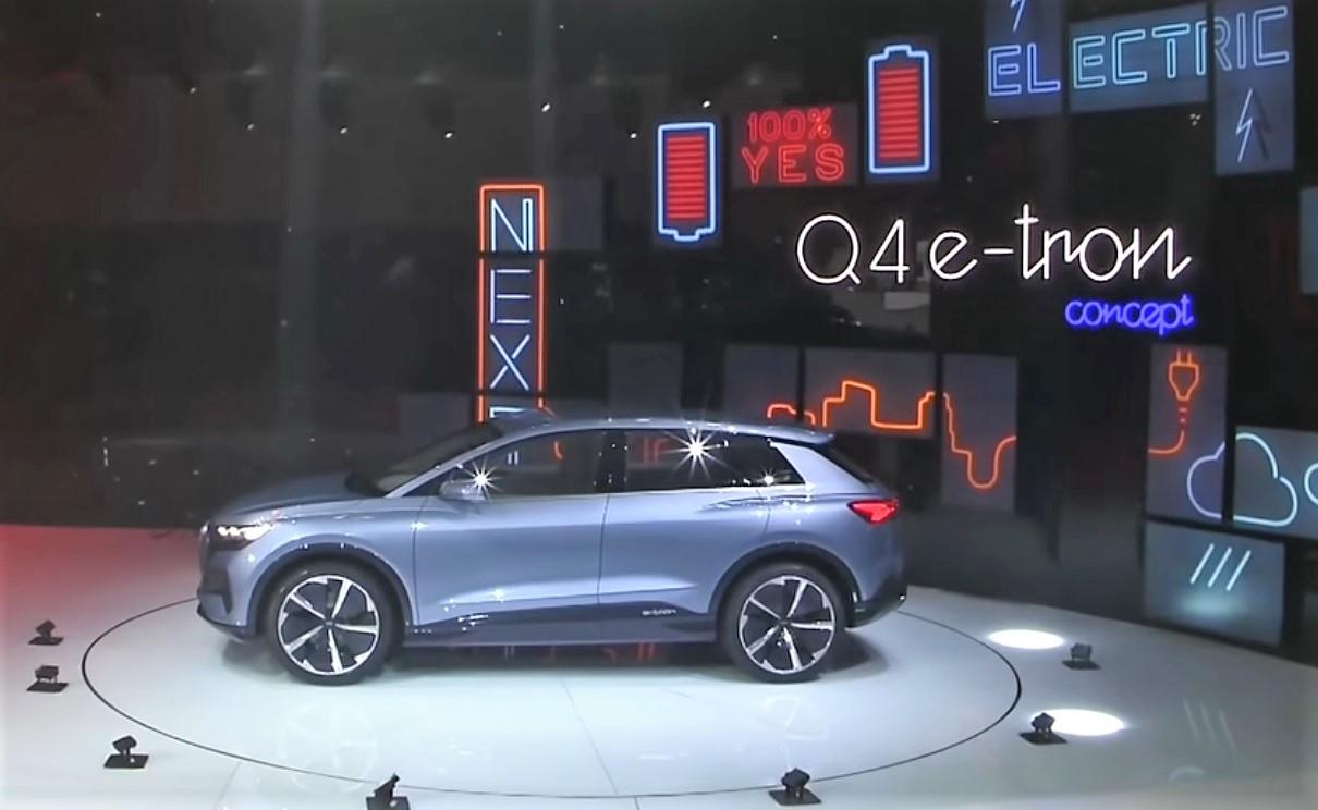 Długo wyczekiwana premiera Audi Q4 e-tron