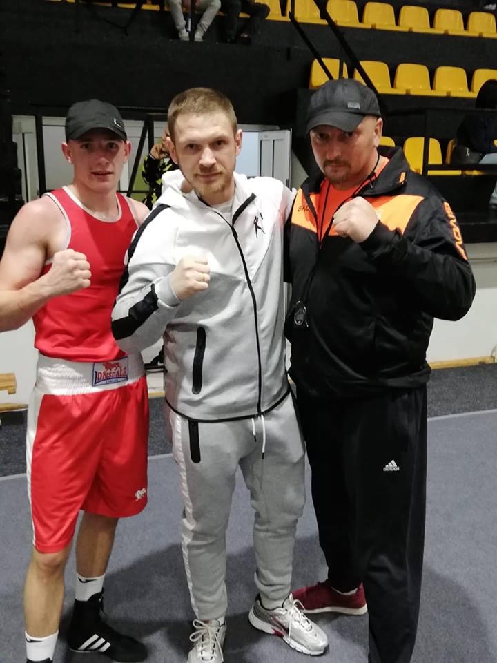 Brąz Karola Osipowicza z Nowych Boxing Polnica na Mistrzostwach Polski Juniorów w Boksie