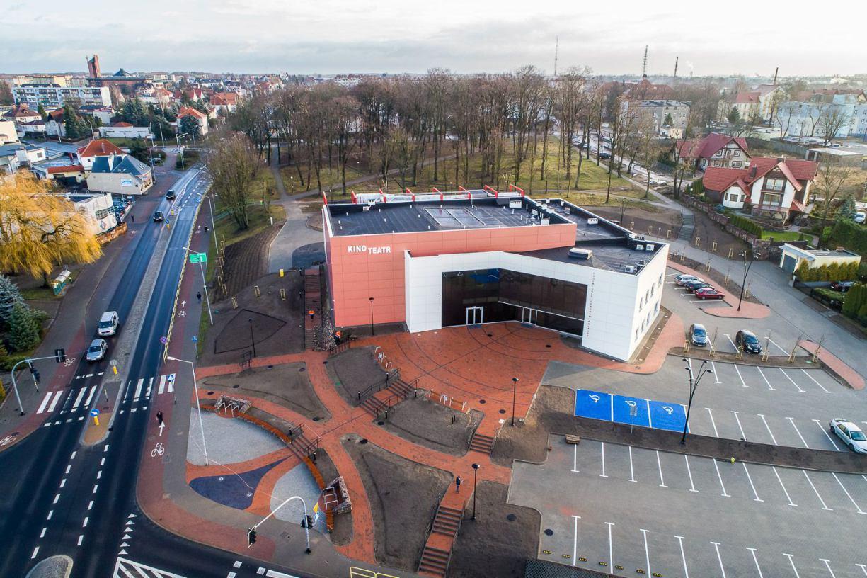 Głosuj na Chojnickie Centrum Kultury w plebiscycie Modernizacja Roku & Budowa XXI w.