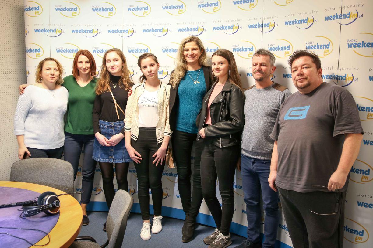 Słuchacze odwiedzili Weekend FM w Polski Dzień Radia