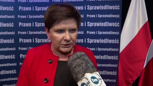 B. Szydło po konwencji w Lublinie: Myślę, że porozumienie z nauczycielami jest blisko