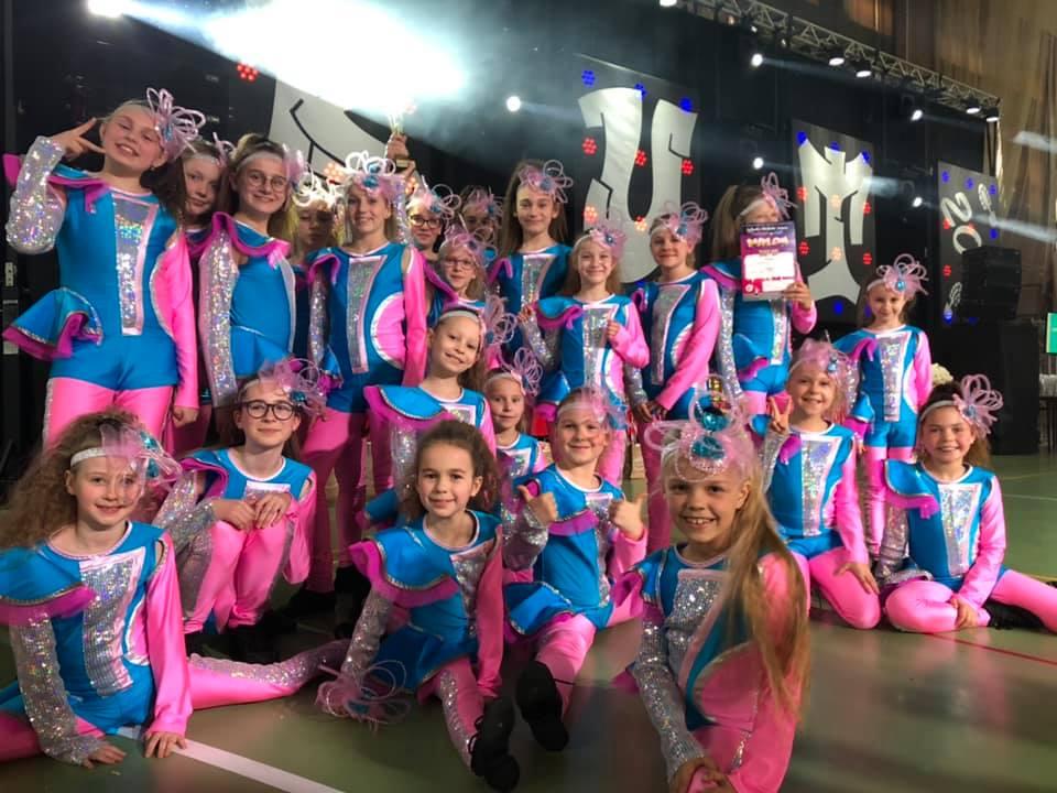 Kolejne sukcesy grupy tanecznej Paradise z Karsina FOTO
