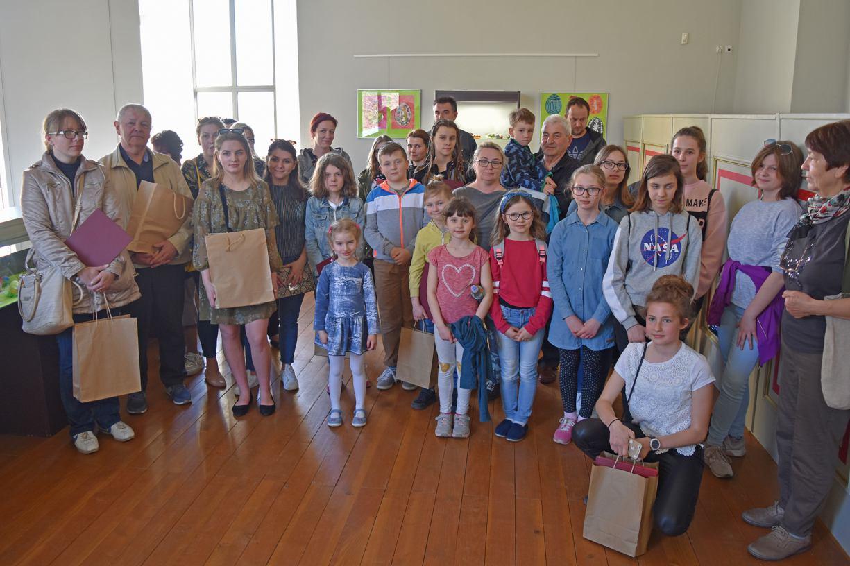 149 pisanek wpłynęło na konkurs organizowany przez człuchowskie muzeum