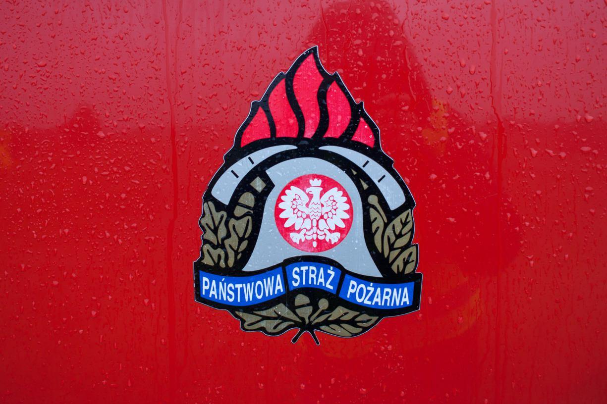 Najpierw w Szarlocie, potem w Kościerzynie. Kościerscy strażacy gasili pożary kominów