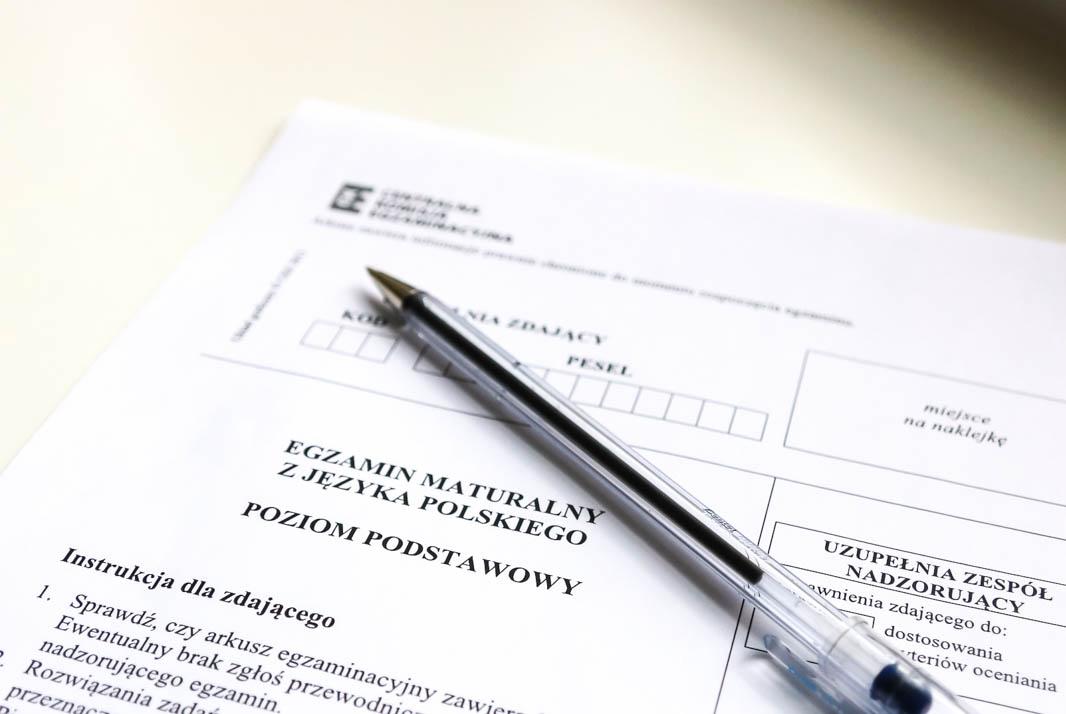 Wyniki matur w powiecie sępoleńskim bliskie średniej krajowej