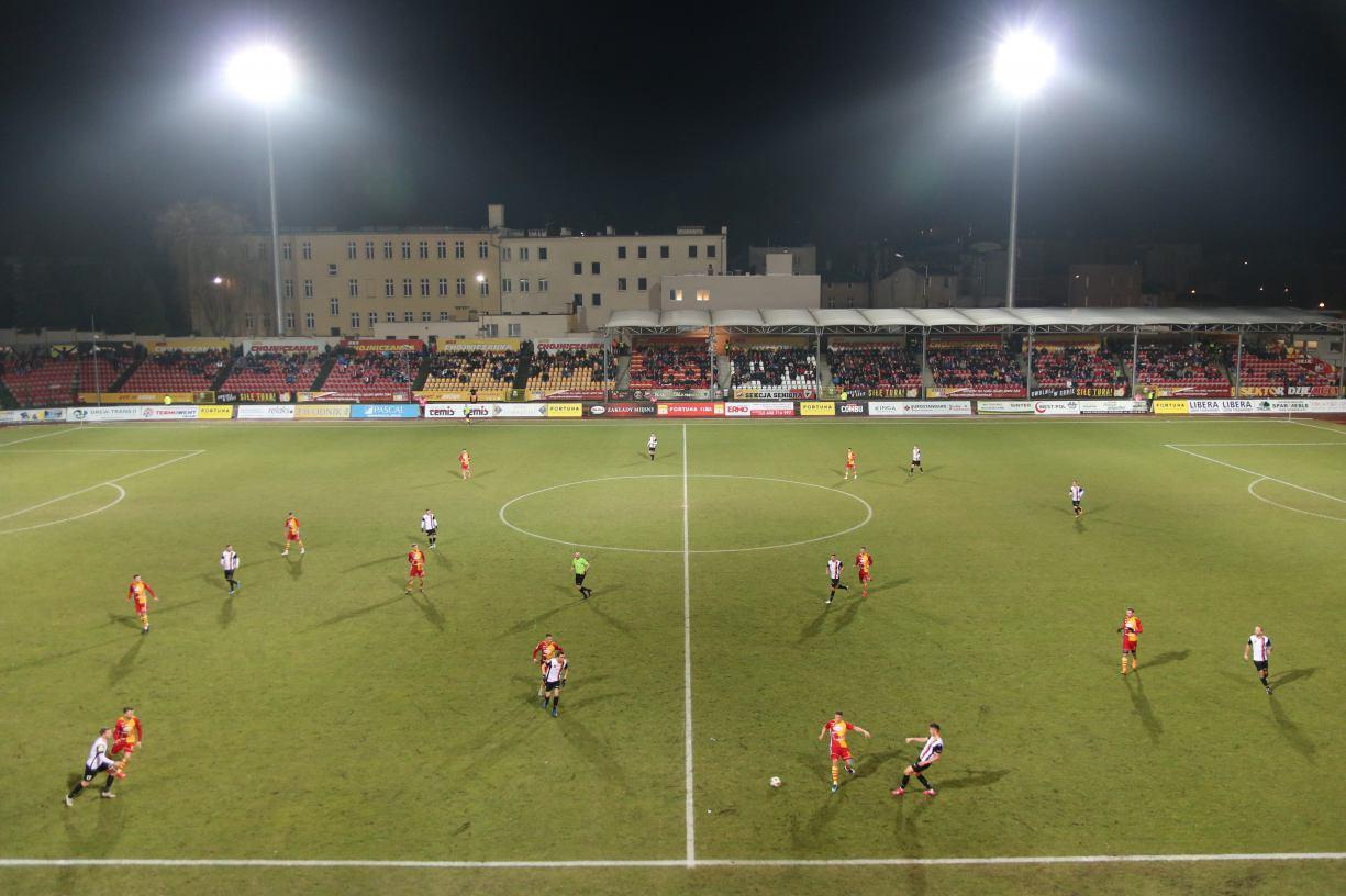 Jest decyzja w sprawie instalacji podgrzewanej murawy na Stadionie Miejskim w Chojnicach