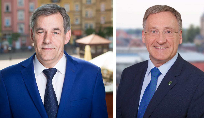 Burmistrzowie Chojnic i Emsdetten apelują o uczestnictwo w wyborach do Parlamentu Europejskiego