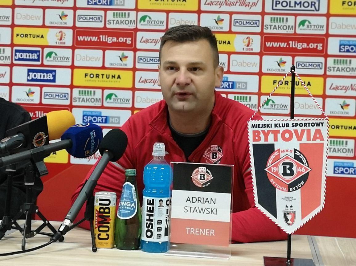 Tylko remis Bytovii, ale wciąż są szanse na utrzymanie klubu w Fortuna 1. lidze