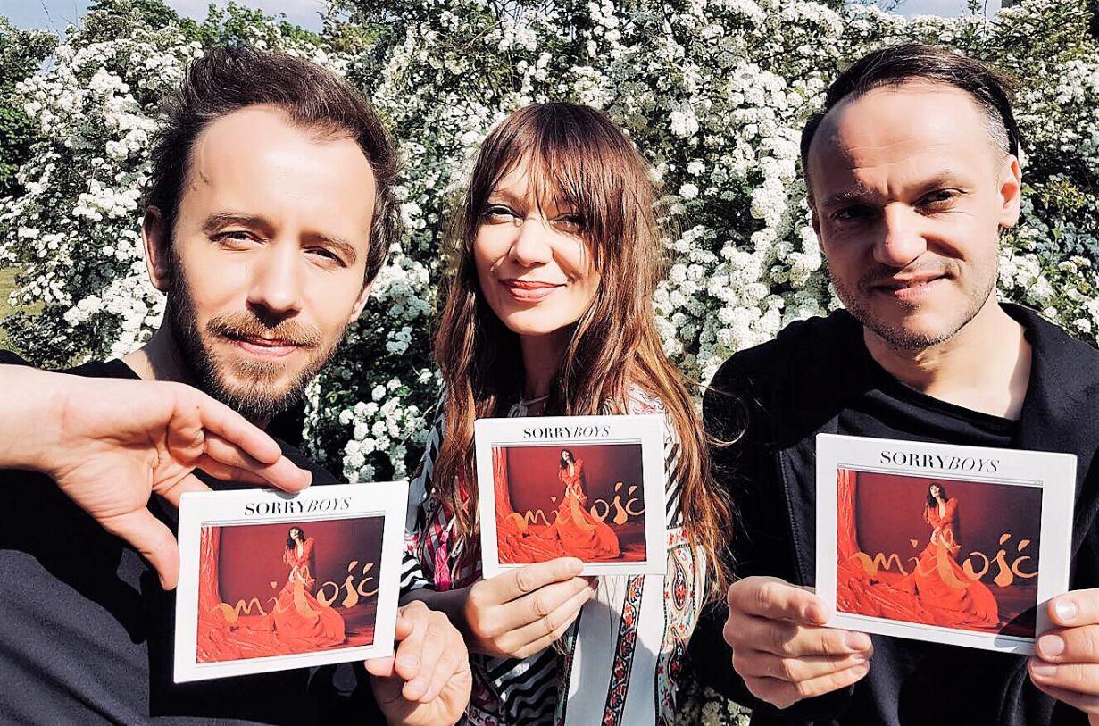 Bela Komoszyńska z SORRY BOYS opowiada o Miłości w Weekend FM
