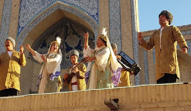 Mój Uzbekistan - to tytuł spotkania, które odbędzie się dziś 15.05 w Chojnicach