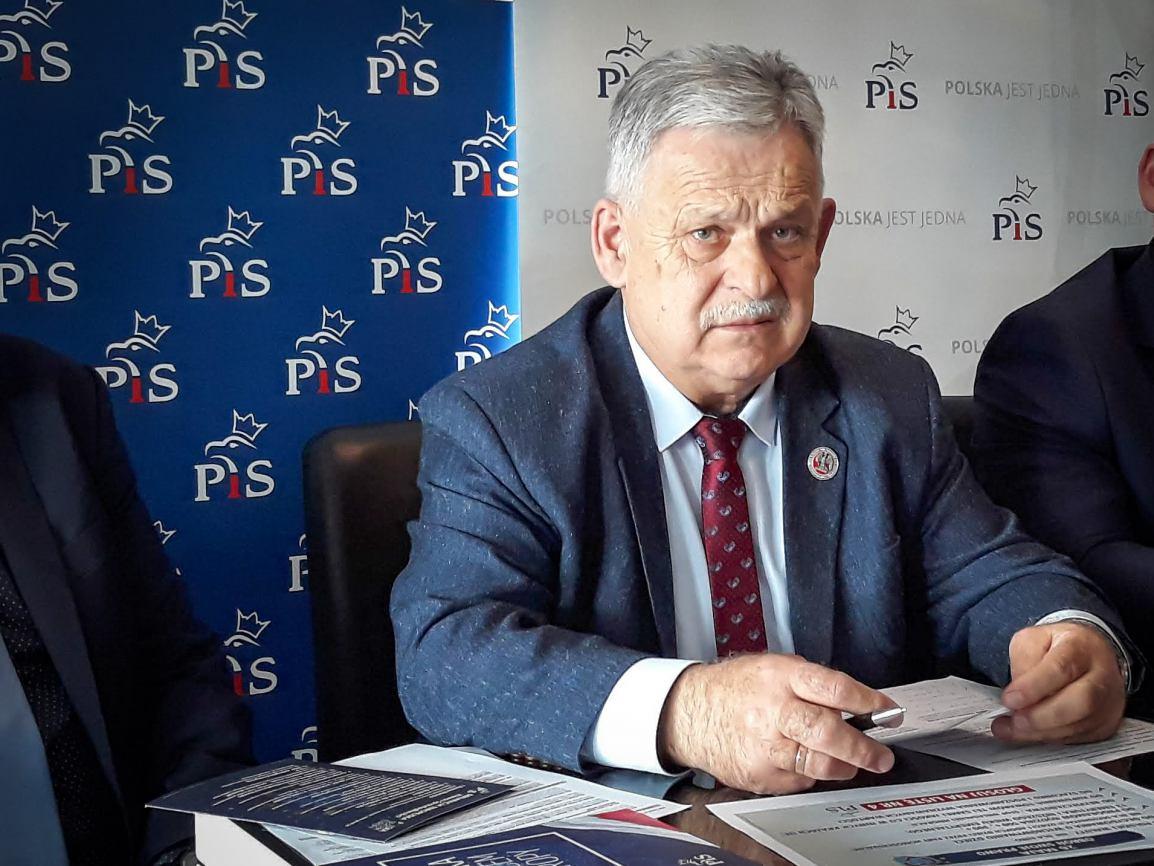 Media, które nie pokazują chojnickiego posła PiS są antyrządowe? Tak twierdzi Aleksander Mrówczyński