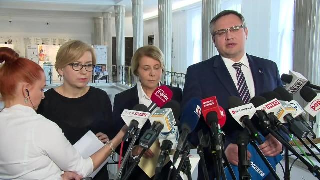 Opozycja o powołaniu komisji w sprawie pedofilii Trzeba to zrobić jak najszybciej, bo ofiary czekają już wystarczająco długo