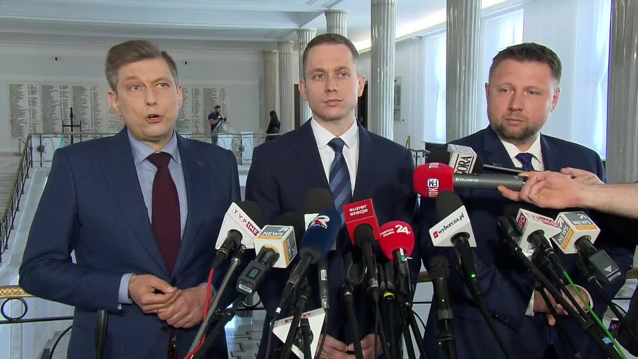 Posłowie PO wezwali M. Morawieckiego, żeby złożył wyjaśnienia dotyczące jego majątku
