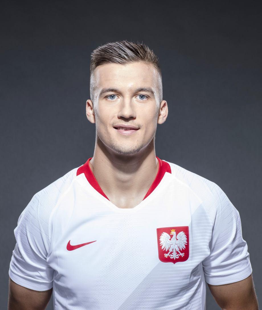 Wychowanek Kolejarza Chojnice Arkadiusz Reca otrzymał kolejne powołanie do piłkarskiej reprezentacji Polski