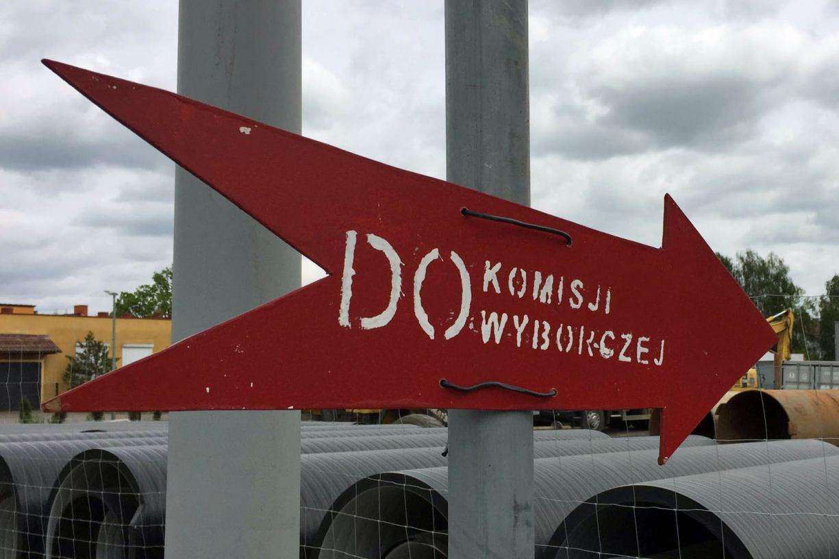 Prezydent Andrzej Duda wygrywa w całym powiecie sępoleńskim