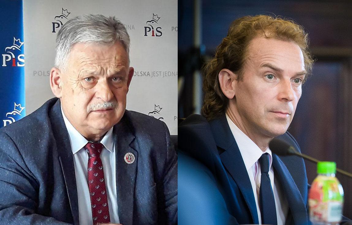 Wybory do Europarlamentu komentarz posła Mrówczyńskiego i starosty Szczepańskiego