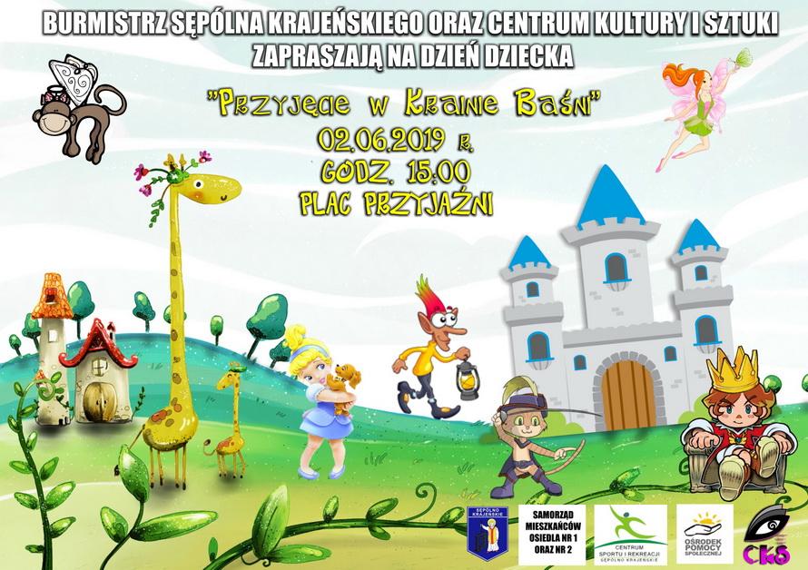 Dziś (2.01) w Sępólnie Krajeńskim i Więcborku obchody Dnia Dziecka