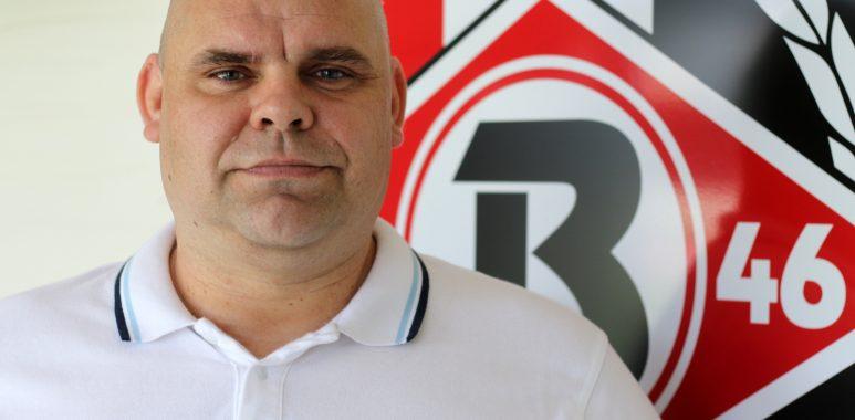 Maciej Chrzanowski, dotychczasowy dyrektor sportowy Bytovii Bytów, a wcześniej Chojniczanki Chojnice w nowej roli