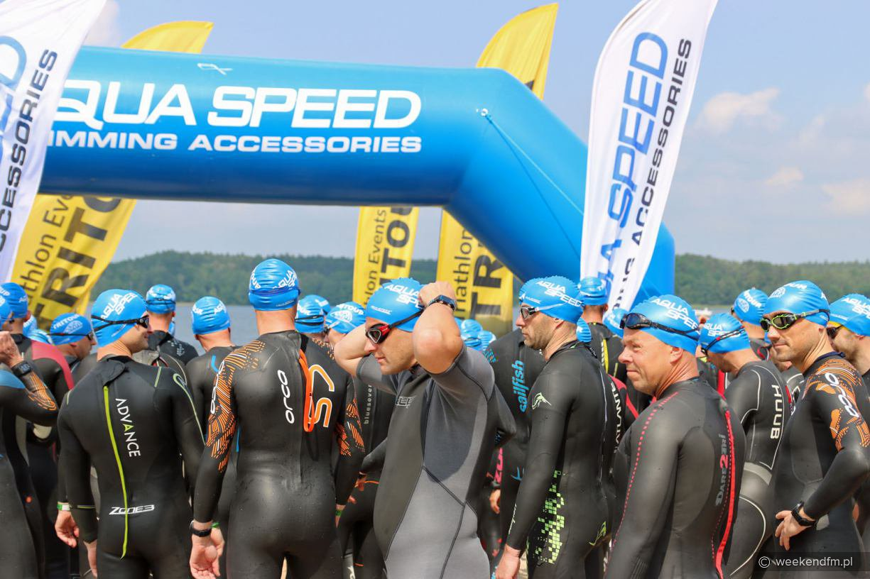 Weekend FM na Marbruk Triathlon Charzykowy 2019 (FOTO)