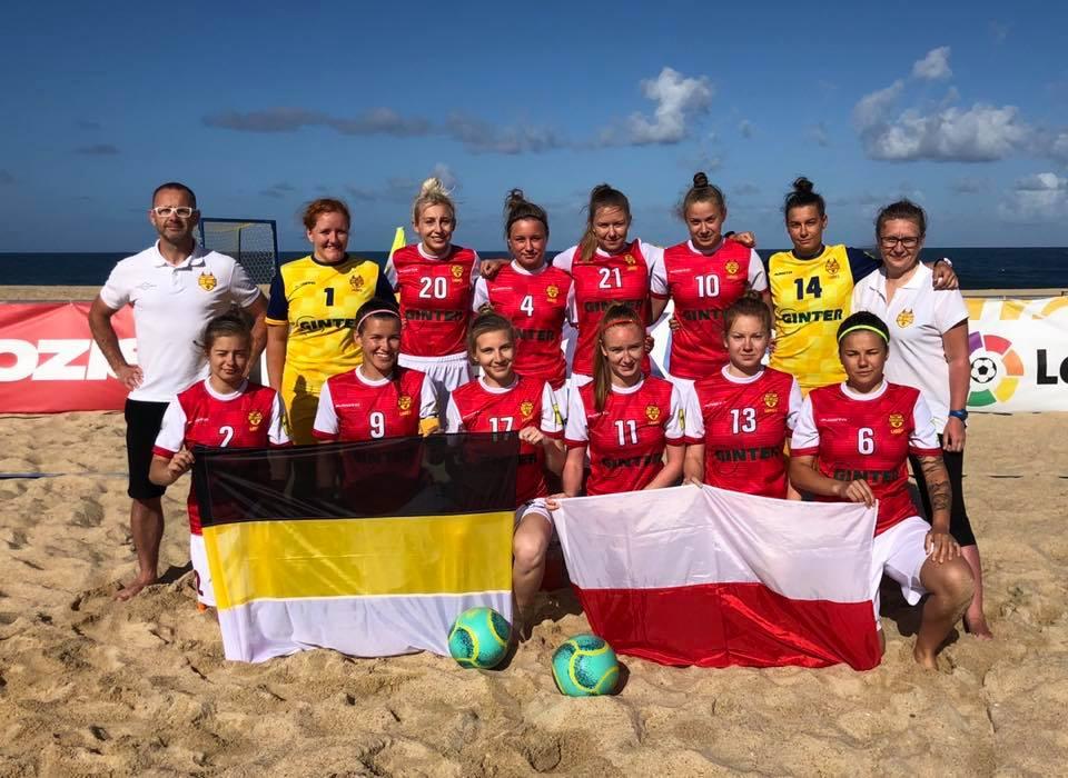 Sprawdzamy ostateczny bilans Red Devils Ladies Chojnice w &bdquoLidze Mistrzyń&rdquo Beach Soccera w Portugalii