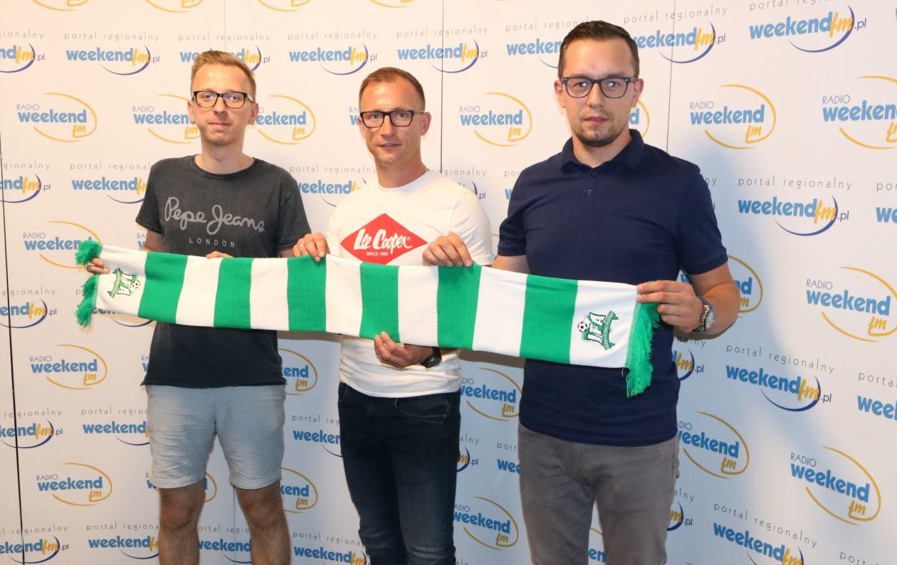 Maciej Chrzanowski zapewnia, że Bytovia zagra w II lidze. Z Michałem Wirkusem rozmawialiśmy o Goodvalley Cup w Przechlewie