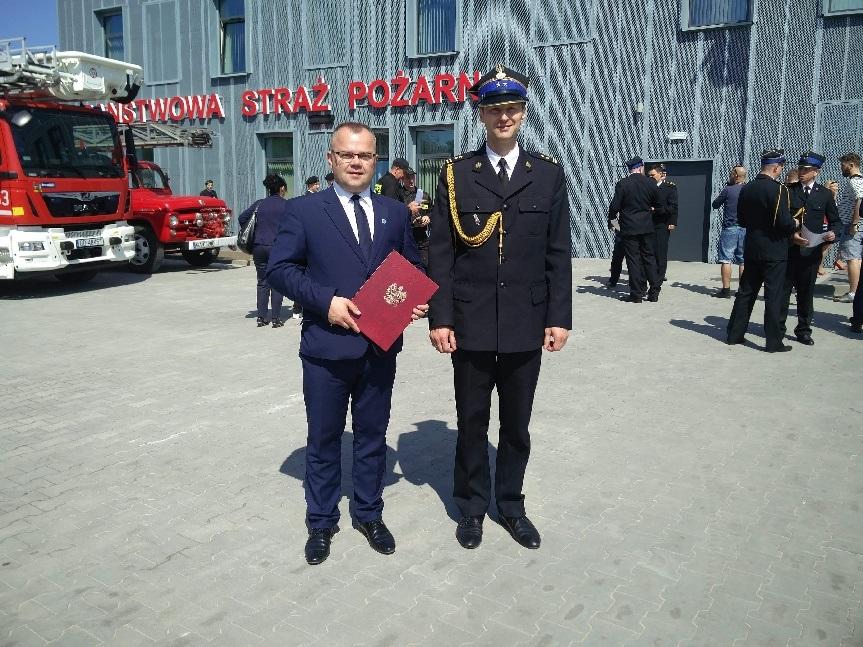 Trzy Ochotnicze Straże Pożarne z powiatu człuchowskiego otrzymają w tym roku nowe wozy bojowe