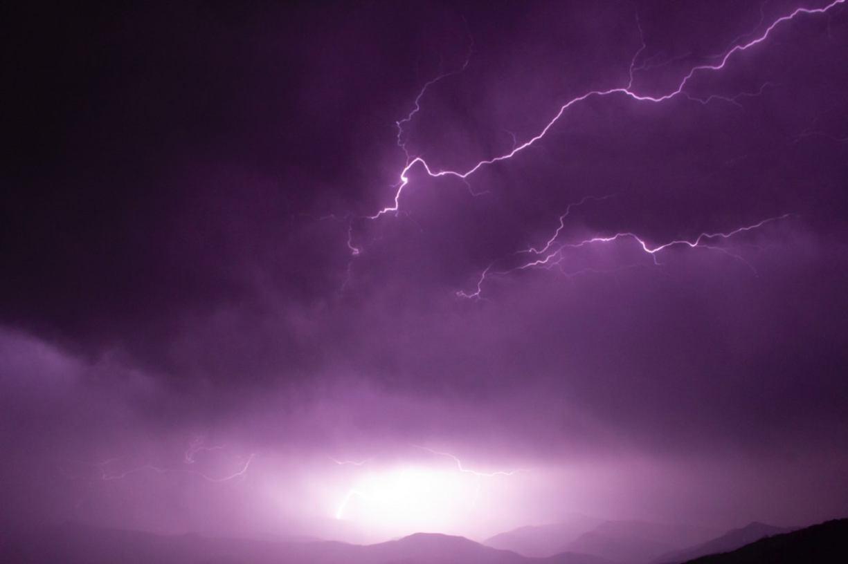Burza przeszła nad regionem. Na szczęście było spokojnie