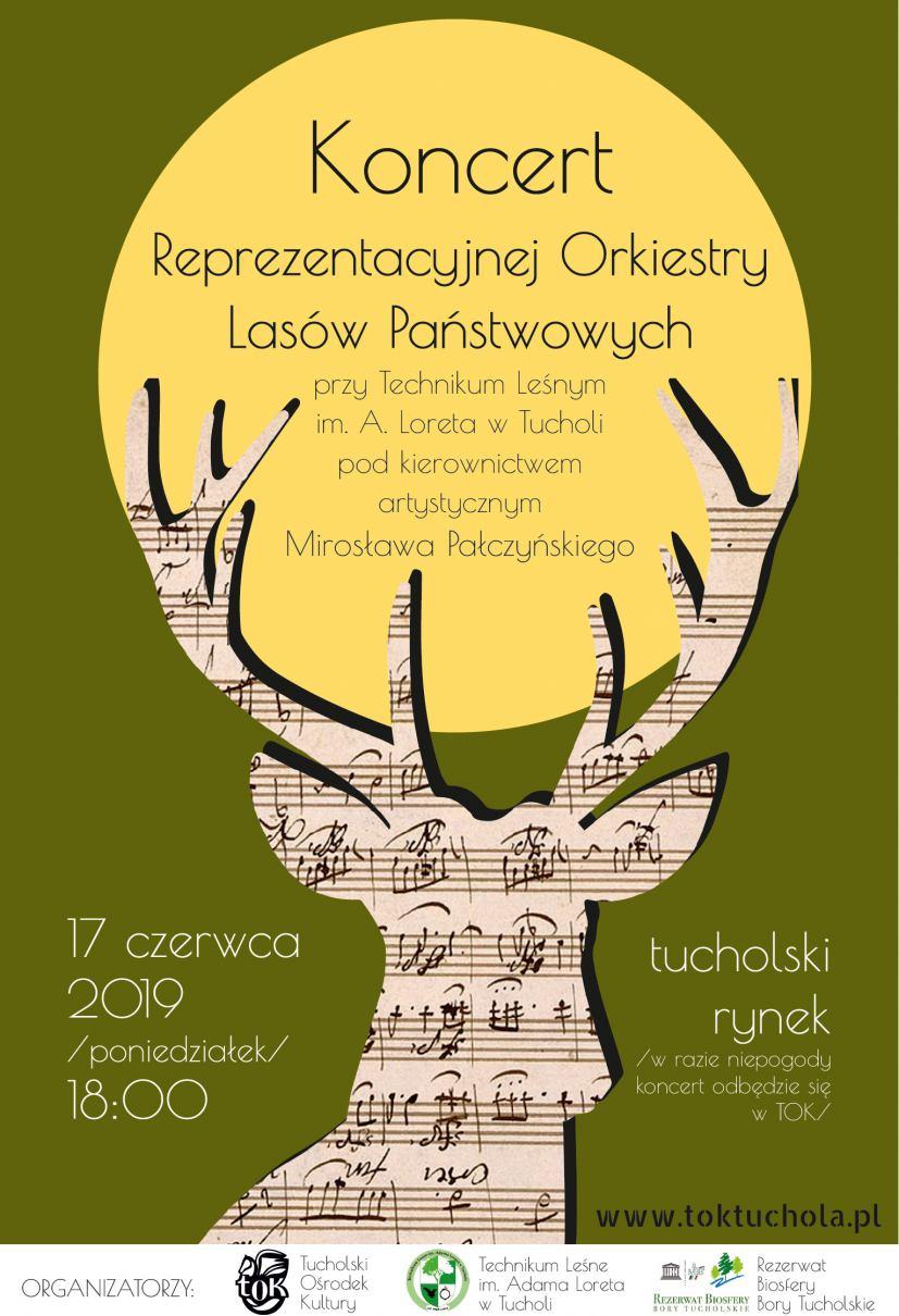 Tucholski rynek zamieni się dziś (17.06.) w salę koncertową