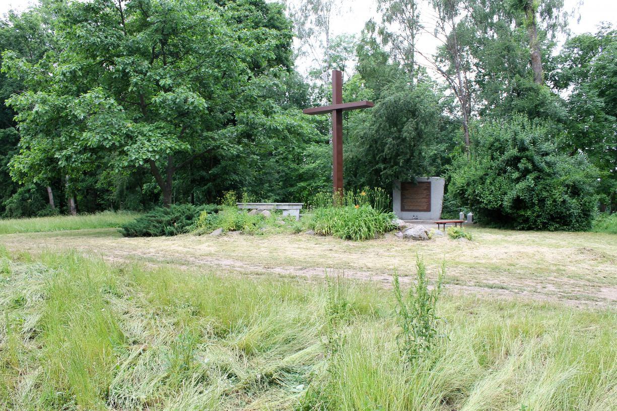 Program uroczystości ku czci pomordowanych w Dolinie Śmierci