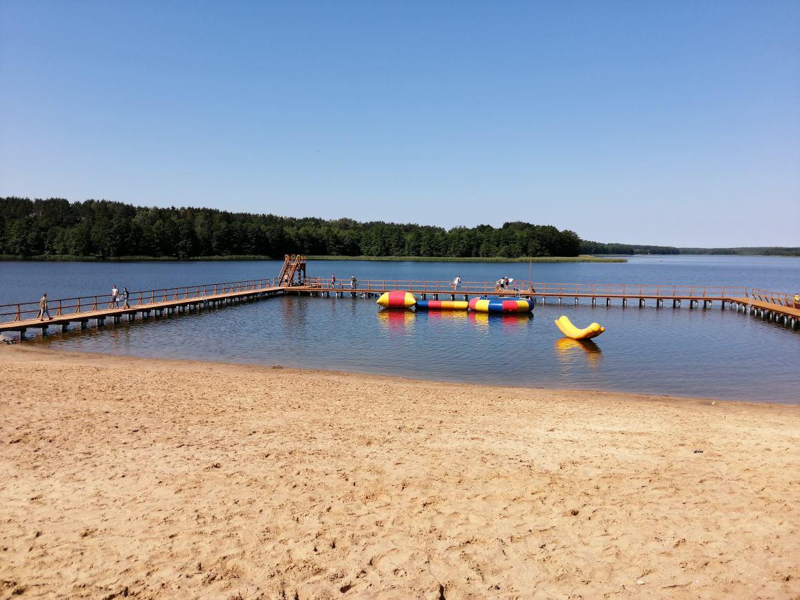 Od soboty (22.06) oficjalnie rusza sezon letni na plaży miejskiej w Sępólnie Krajeńskim
