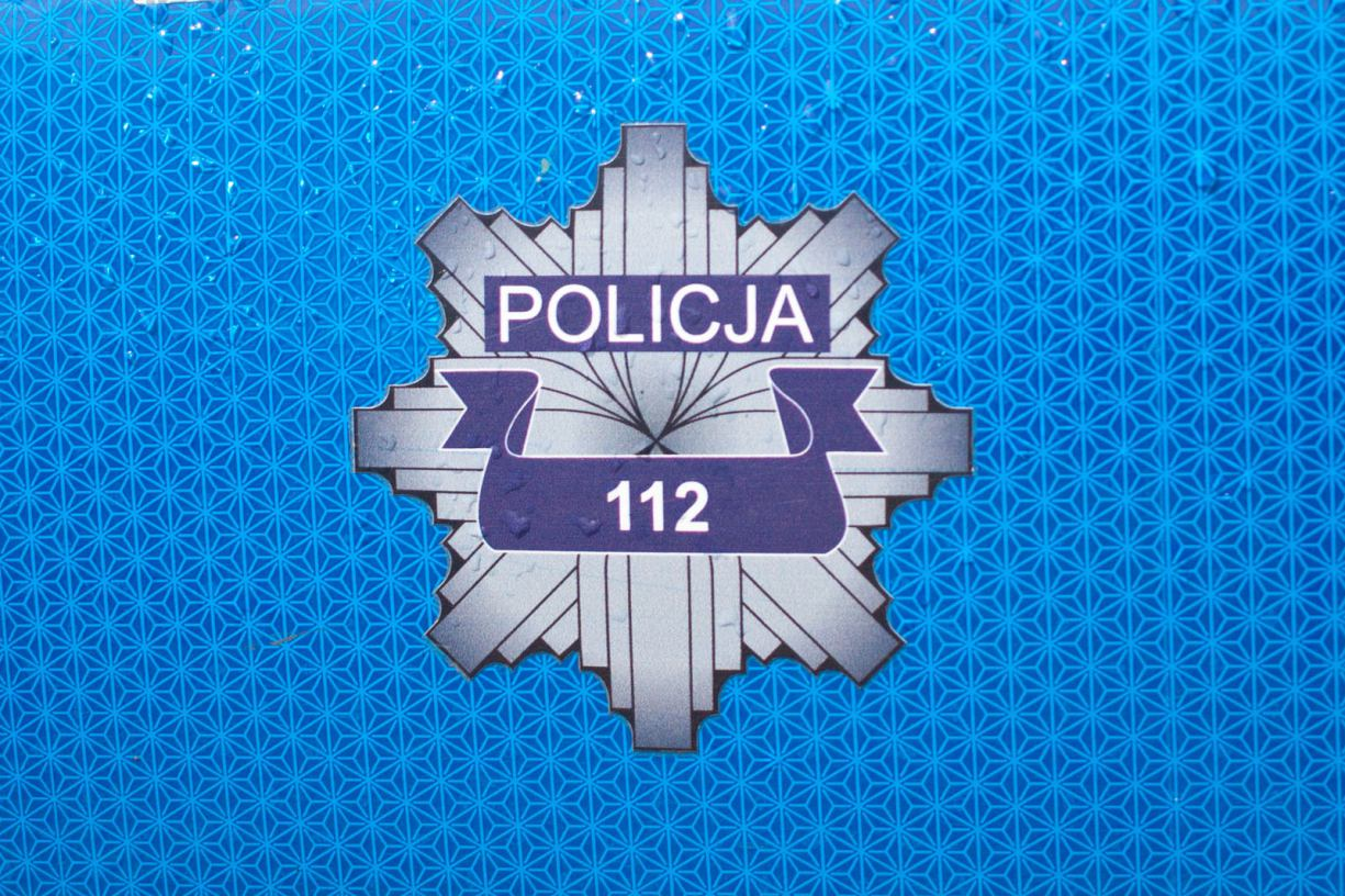 Policyjny pościg ulicami Kościerzyny za złodziejem auta