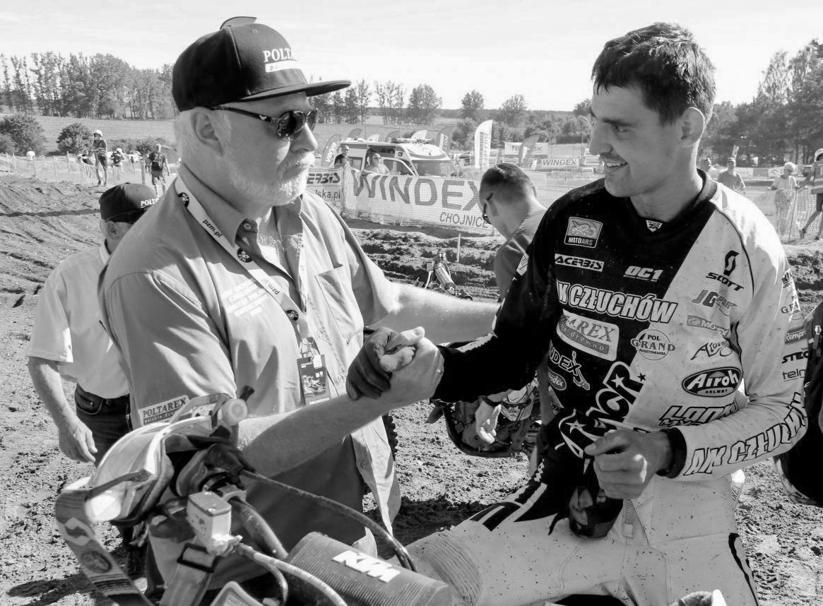 Człuchowski Auto-Moto-Klub Poltarex organizuje bezpłatny wyjazd na pogrzeb Łukasza Lonki we Wrześni