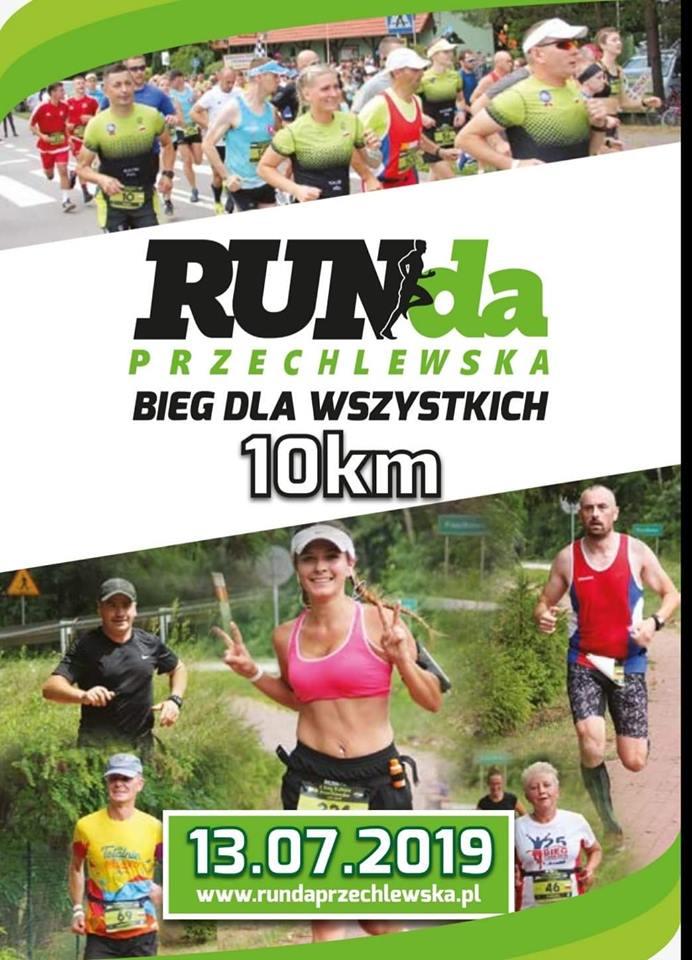 Wielkie bieganie w Przechlewie. Jutro (13.07) RUNda Przechlewska