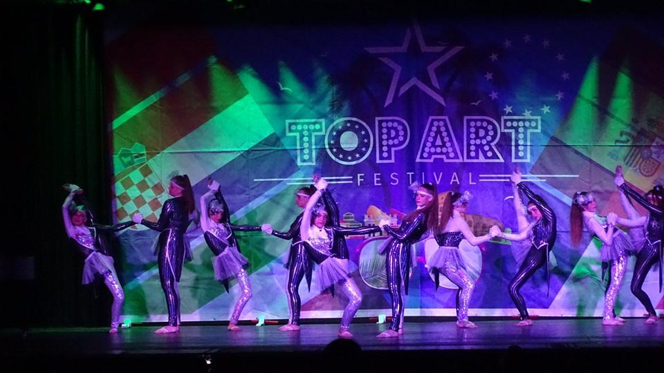 Sukces tancerzy z Karsina na Międzynarodowym Festiwalu Tańca