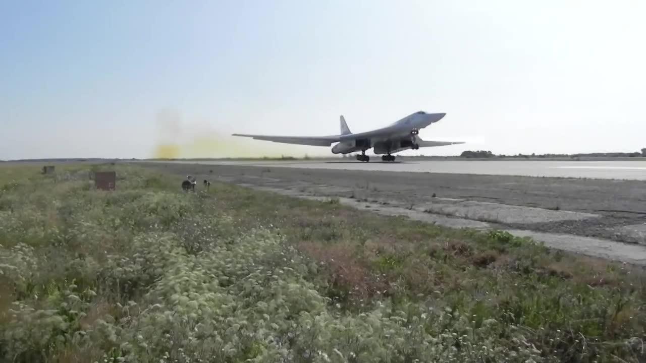 Duńskie, fińskie i szwedzkie myśliwce przechwycił rosyjskie bombowce nad Morzem Bałtyckim