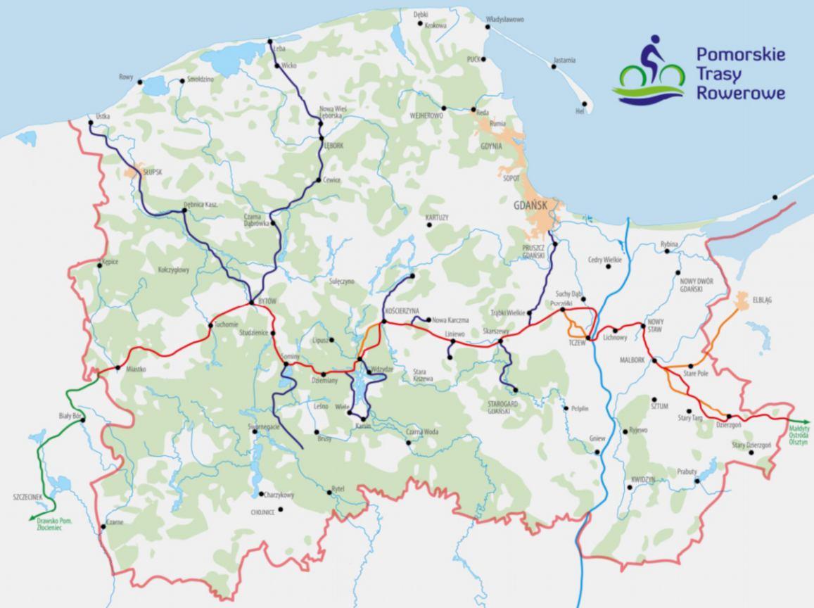 Samorządy w regionie chcą budowy Subregionalnej Trasy Rowerowej
