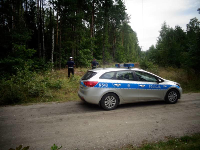 Powiat kościerski: policja szukała 85-latka. Akcja zakończona sukcesem